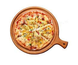 PAG Leuke Muismat met Pizza