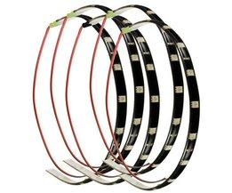 Auto LED Strips in 3 Kleuren & Waterdicht