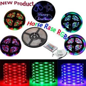 Waterdichte LED licht strip met afstandsbediening