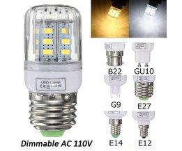 LED Gloeilamp 3W