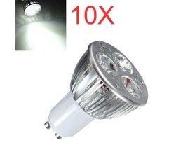 LED Lampen Voor GU10 Fitting