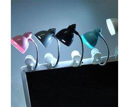 Verstelbare Bureaulamp