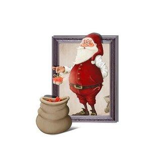Sticker voor Kerst