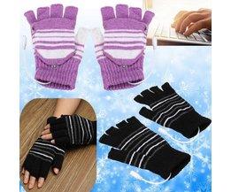 USB Handschoenen Halve Vingers