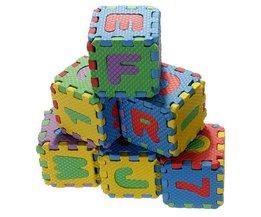 Kleurrijke Foam Alfabet Puzzel voor Kleine Kinderen