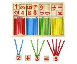 Speelgoed met Cijfers