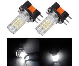 H15 Lampen 2835SMD 36LED voor Koplamp/Mistlamp