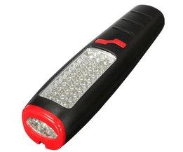 Magnetische LED Zaklamp