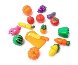 Plastic Speelgoed Fruit