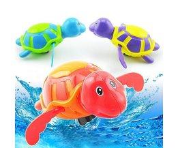 Speelgoed Schildpad Voor In Bad