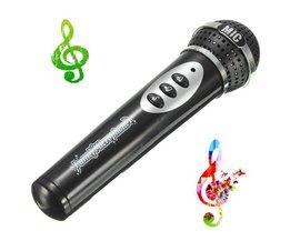 Karaoke Speelgoed Microfoon