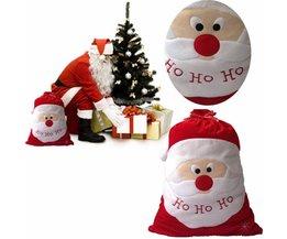 Cadeauzak voor Kerst