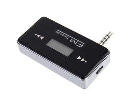 IPhone Transmitter voor de Auto