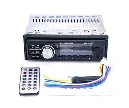 Autoradio MP3 USB Bluetooth 12V