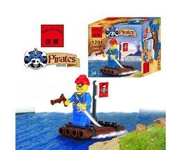 Stoer Lego Piratenvlot Serie 1201