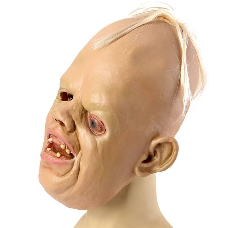 Halloween Masker.Halloween Masker Cycloop Kopen I Myxlshop