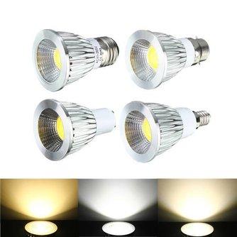 4W Dimbare LED Lamp Met Verschillende Fittingen