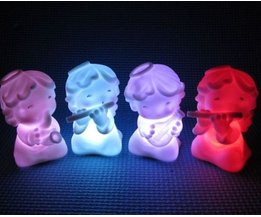 LED Nachtlampje Met 7 Verschillende Kleuren