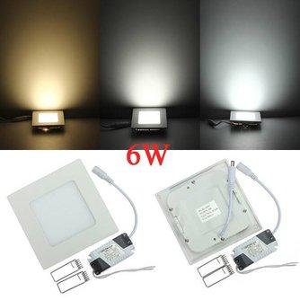 Paneel Lampjes Met Dimfunctie