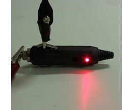 Sigaretaansteker met Lichtje LED