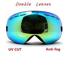 Skibrillen Anti-Condens
