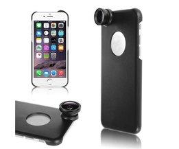 IPhone Lens 3 in 1 Case voor iPhone 6
