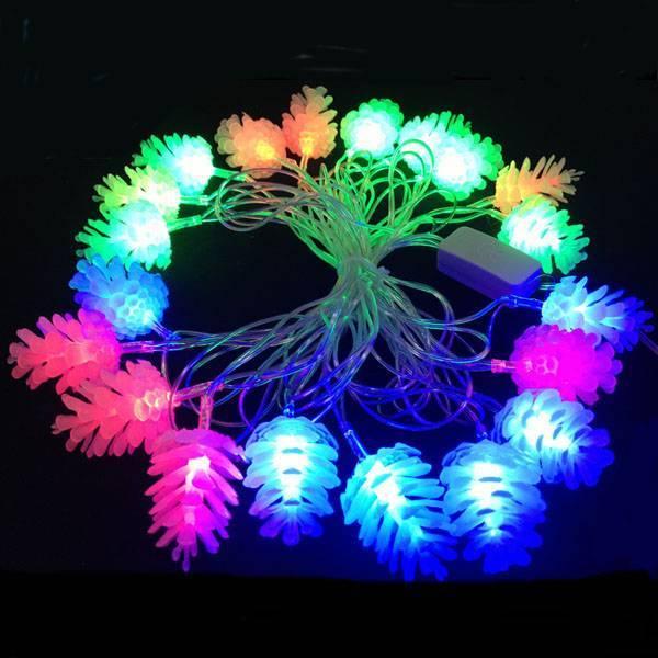 Gekleurde Led Kerstverlichting I Myxlshop Supertip