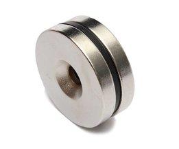 Neodymium Magneet met 5mm Gat