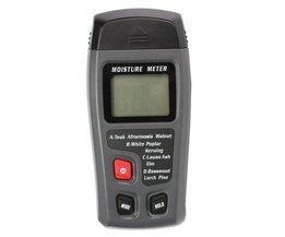 Digitale Hygrometer Vochtmeter voor Hout