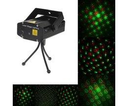 Laser Projector Rood en Groen