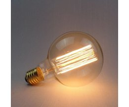 Retro LED Lamp Met E27 Fitting