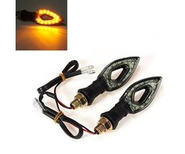 Knipperlichten LED Motor