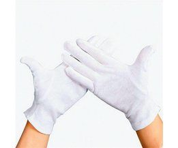 Katoenen Handschoenen 12 Paar