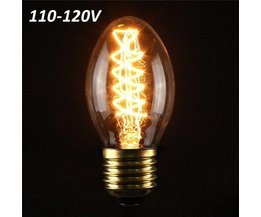 Retro Edison LED Gloeilamp