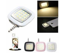LED Flitser voor iPhones En Android Telefoons
