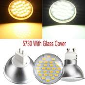 LED Spotlicht met GU10 of MR16 Fitting