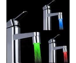 LED Lamp Voor Kraan Met 7 Kleuren