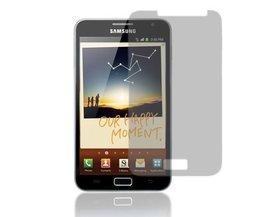 Screenprotector Samsung Galaxy Note GT-N7000