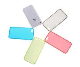 Cases voor iPhone 5C Transparant