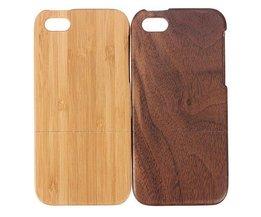 Houten Cover Voor iPhone 5 & 5S