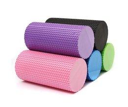 Yoga & Fitness Foamroller In Verschillende Kleuren