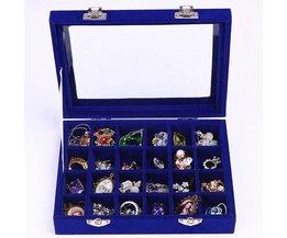 Organizer voor sieraden
