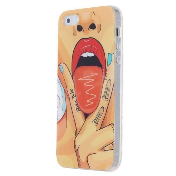 584827a5200 Grappig Hoesje voor iPhone 5 & 5S I MyXLshop (SuperTip)