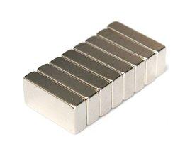 Neodymium Magneten N52 8 Stuks