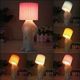 Design Tafellamp van Ondeugend Jongetje