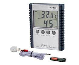 Digitale Thermometer Hygrometer