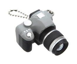 Camera Sleutelhanger met Flits