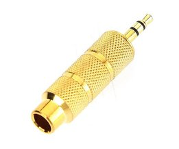 3.5mm Jackplug Adapter voor Oortjes