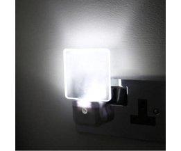 LED Lamp Met Lichtsensor
