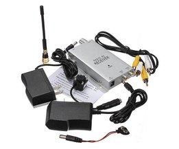 Draadloze Mini Camera 1.2G